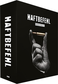 Haftbefehl-Russisch Roulette (Limited Babo Edition) 2014