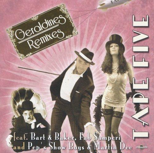 Tape Five - Geraldines Remixes (2013)