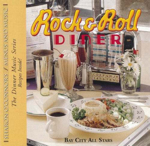 VA - Bay City All Stars: Rock & Roll Diner (1996)