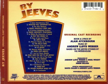 Andrew Lloyd Webber - By Jeeves (1996)