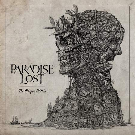 Paradise Lost - The Plague Within [Limited Edition] (2015)