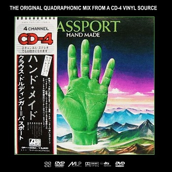 Passport - Hand Made [DVD-Audio] (1973)