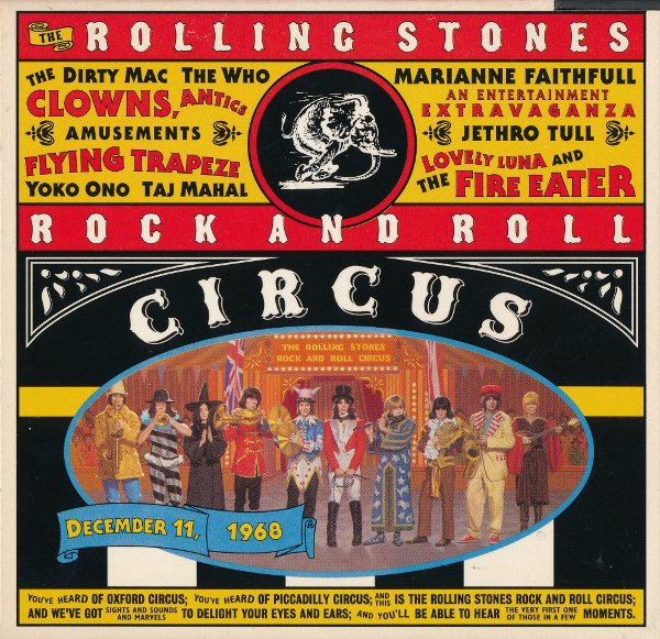 VA - The Rolling Stones Rock And Roll Circus (1968/ 1996)