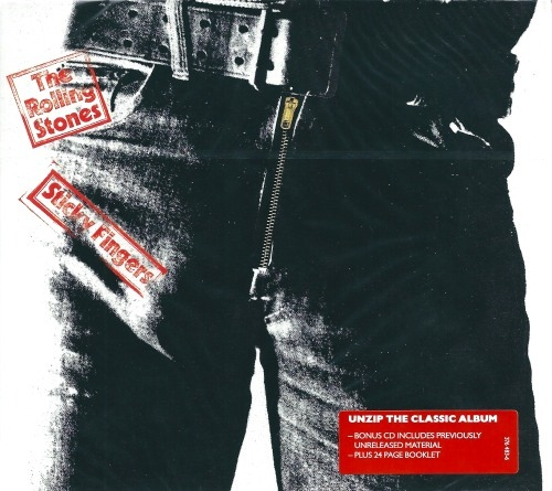 The Rolling Stones - Sticky Fingers [2 CD, Deluxe Edition] (2015)