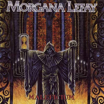 Morgana Lefay - Maleficium (Japan Edition) (1996)