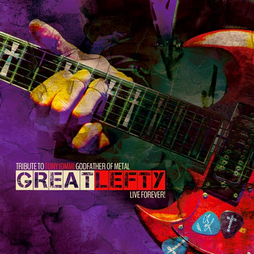 Great Lefty: Live Forever! - Tribute To Tony Iommi Godfather Of Metal (2015)