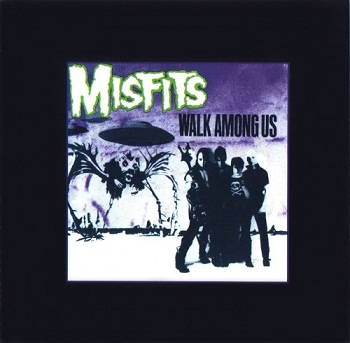 The Misfits - Walk Among Us [Reissue] (2000)