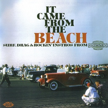 VA - It Came From The Beach (2008)