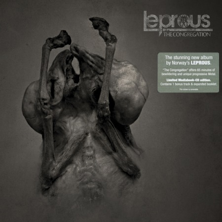 Leprous - The Congregation [Limited Edition] (2015)