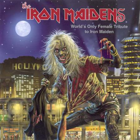 The Iron Maidens - World's Only Female Tribute To Iron Maiden (2005)