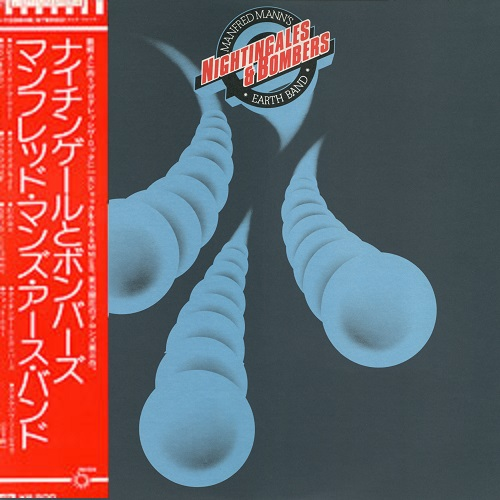 Manfred Mann's Earth Band - Nightingales & Bombers [Bronze Records, Jap, LP (VinylRip 32/192)] (1975)