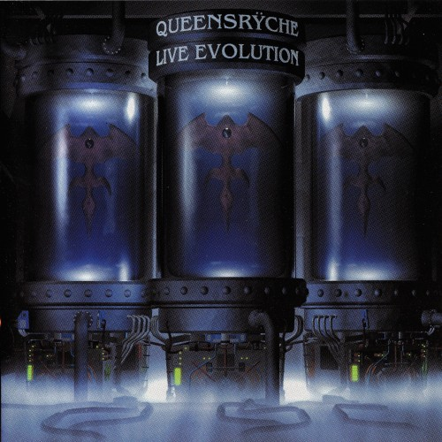 Queensryche - Live Evolution (2001) [2CD]