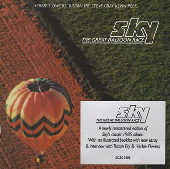 Sky - The Great Balloon Race 1985 (Esoteric Rec. 2015)