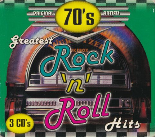 VA - Greatest Rock'n'Roll Hits (3CD's Box 1998)