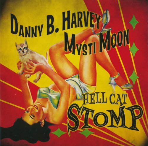 Danny B. Harvey & Mysti Moon - Hell Cat Stomp (2014)