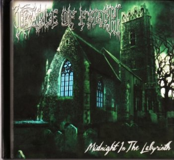 Cradle Of Filth - Midnight In The Labyrinth 2CD (2012)