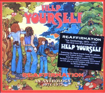 Help Yourself - Reaffirmation, An Antology 1971-1973 2CD (2014)