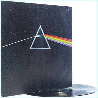 Pink Floyd - The Dark Side Of The Moon (1973) (Vinyl)