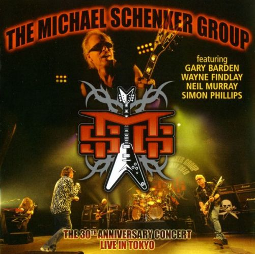 The Michael Schenker Group - The 30th Anniversary Concert - Live In Tokyo (2010) [2CD]