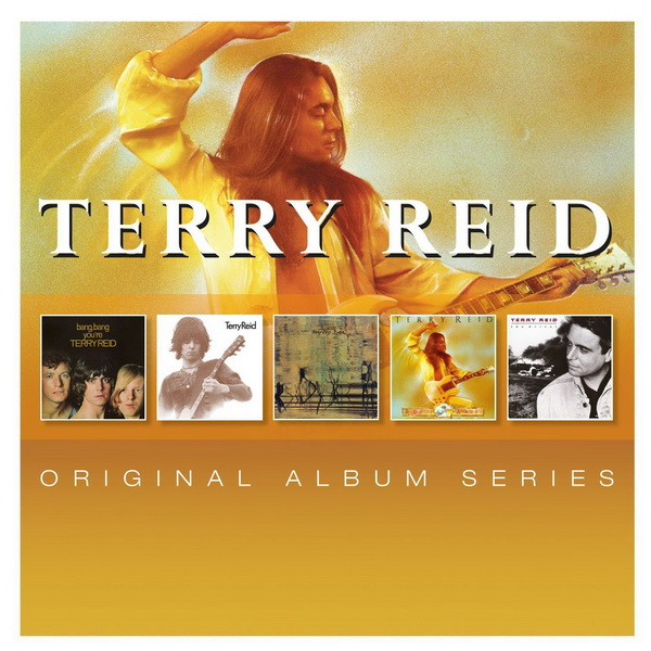 Terry Reid: Original Album Series - 5CD Box Set Rhino Records 2015