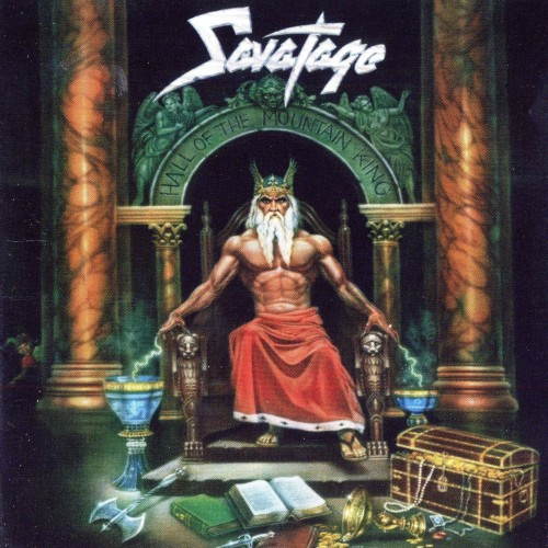Savatage - Hall Of The Mountain King (1987) [Remastered 2011]