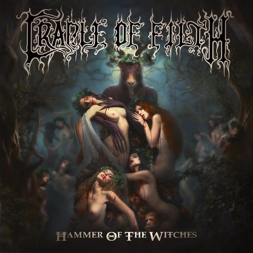 Cradle Of Filth - Hammer Of The Witches [Limited Edition] (2015)