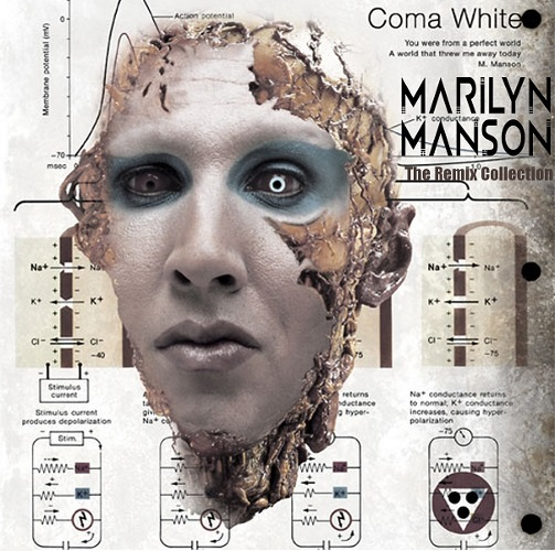 Marilyn Manson - The Remix Collection (2014)