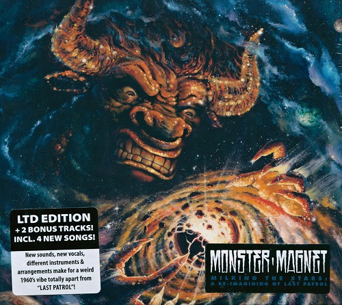 Monster Magnet - Milking the Stars: A Re-Imagining of Last Patrol [Limited Edition] (2014)