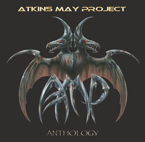 Atkins May Project (Ex-Judas Priest) - Anthology (2015)