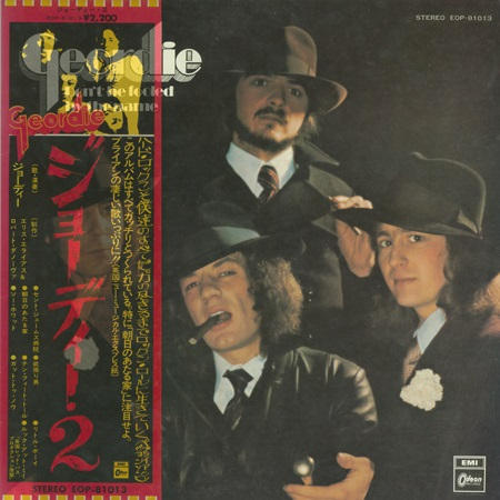 Geordie - Don't Be Fooled by the Name [EMI/Odeon Records, Jap, LP (VinylRip 32/192)] (1974)