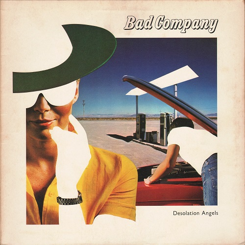 Bad Company - Desolation Angels [Swan Song, UK, LP, (VinylRip 24/192)] (1979)