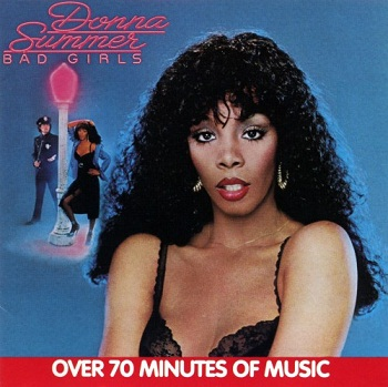 Donna Summer - Bad Girls [CD Album] (1990)