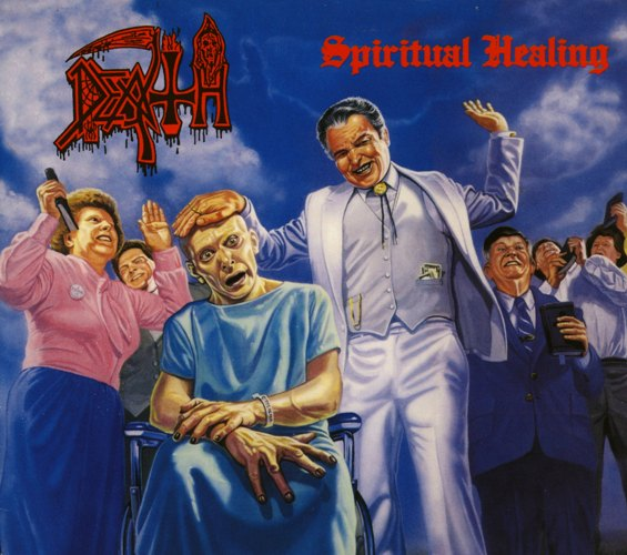 Death - Spiritual Healing (1990) [Remastered 2008]