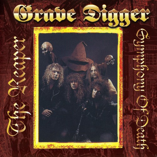 Grave Digger - The Reaper '93 & Symphony Of Death '94 (1997)