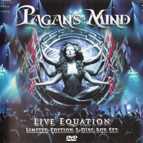 Pagan's Mind - Live Equation (2009)