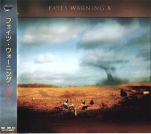 Fates Warning - FWX (2004) [Japanese Edition]