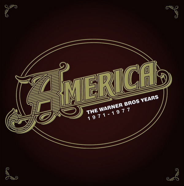 America: Warner Bros Years 1971-1977 - 8CD Box Set Warner Bros Records 2015
