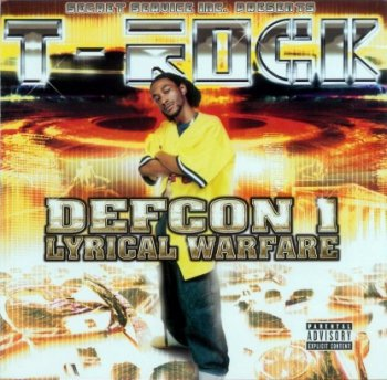 T-Rock-Defcon 1 Lyrical Warfare 2003