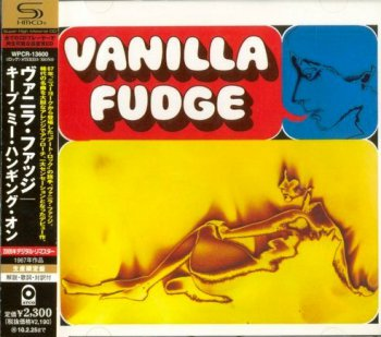 Vanilla Fudge - Vanilla Fudge 1967 (ATCO Rec. / Japan SHM-CD 2009)