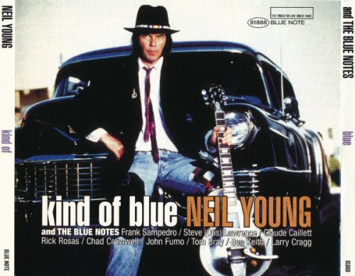 Neil Young and The Blue Notes - Kind Of Blue (3CD Box 199?)