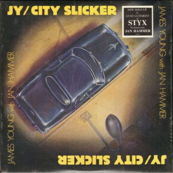 James Young - City Slicker 1986 (Vinyl Rip 24/192)
