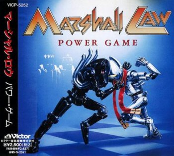 Marshall Law - Power Game 1993 (Victor/Japan)
