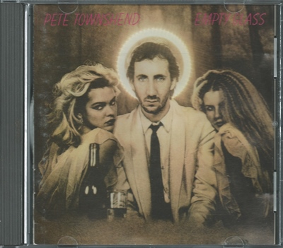 Pete Townshend - Empty Glass - 1980 (ATCO 32100-2)