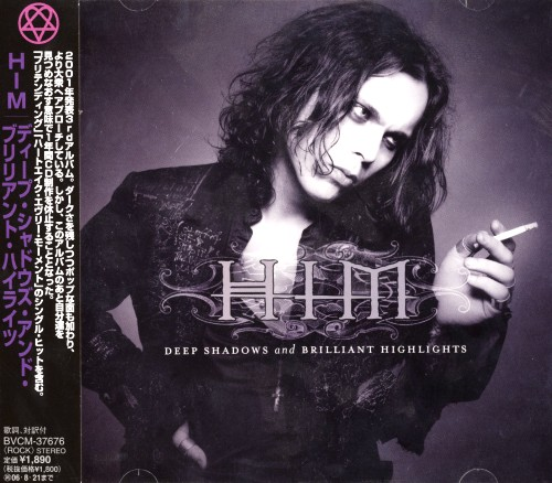 HIM - Deep Shadows And Brilliant Highlights (2001) [BMG / Japan 2006]