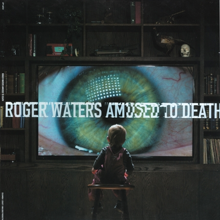 Roger Waters - Amused To Death [Analogue Productions, US, 2LP (VinylRip 32/192)] (2015)