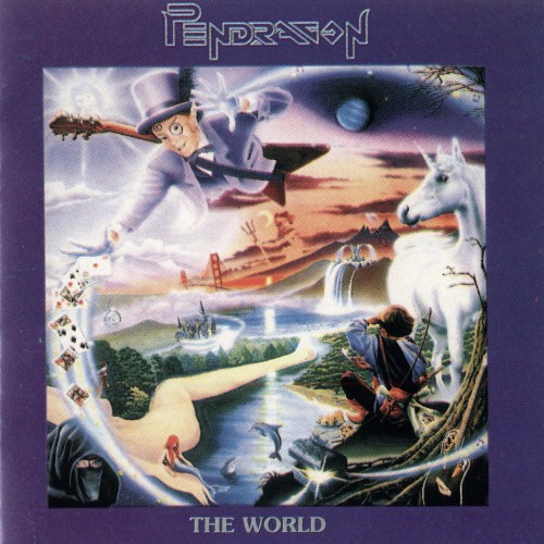 Pendragon - The World (1991)