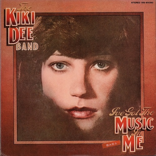 The Kiki Dee Band - I've Got The Music In Me 1974 (Vinyl Rip 24/192)