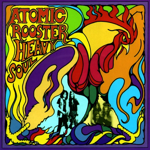 Atomic Rooster - Heavy Soul (2001) [Sanctuary Rec. 2CD Compilation 2004]