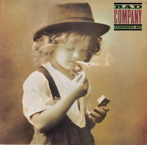 Bad Company - Dangerous Age [Atlantic Records, US, LP, (VinylRip 24/192)] (1988)
