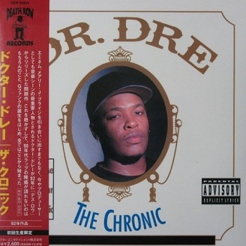 Dr. Dre - The Chronic (Japan Edition) (2004)